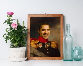 Barack Obama Limited Artwork