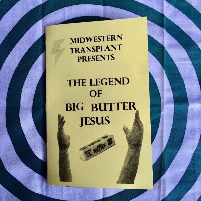 The Legend of Big Butter Jesus image 0