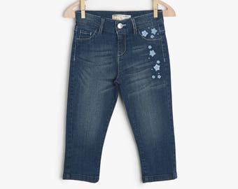 Jeans for girls, denim pants girls