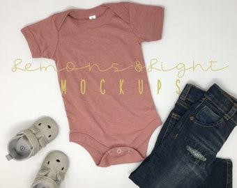 79e1c05905bb Mauve baby clothes