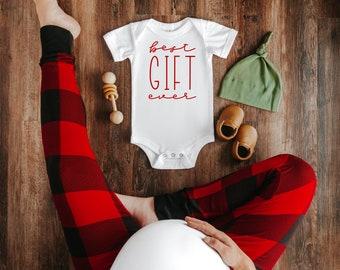 Best Gift Ever Infant Bodysuit   Baby Clothes   Infant Clothes   Baby Shower Gift   Infant Short Sleeve Bodysuit