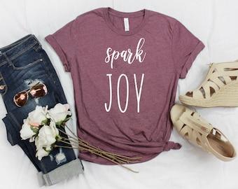 Spark Joy Tee