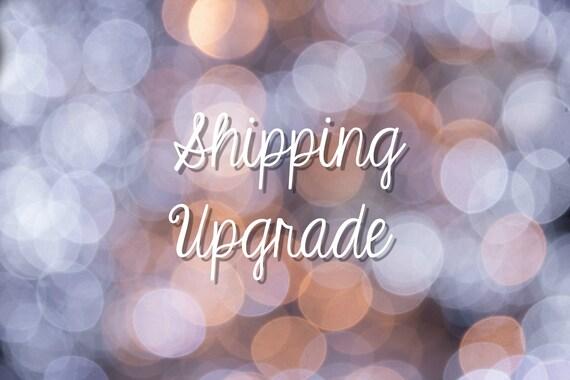Shipping Upgrade