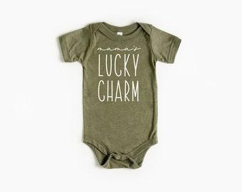 Mama's Lucky Charm Infant Bodysuit