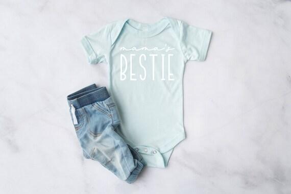 Mamas Bestie Infant Bodysuit