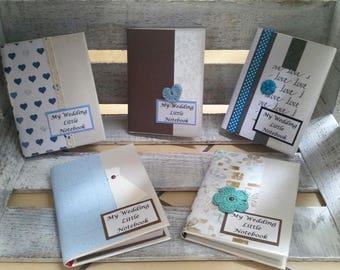 Libreta de bolsillo/ pocket notebook