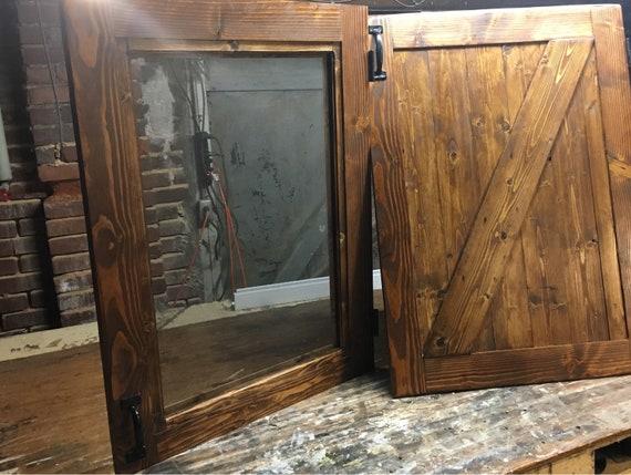 Custom Dutch Farmhouse Screen Door Storm Door With Glass Etsy