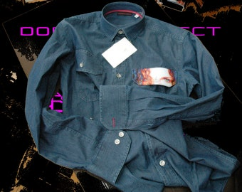 Men's Shirt Jean