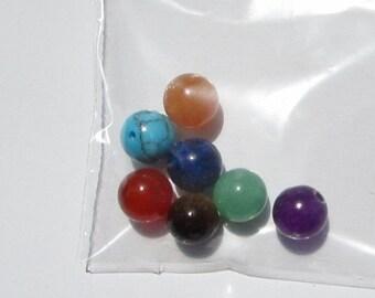 Natural Garnet Bead Strands, 6mm (0.24 inch)