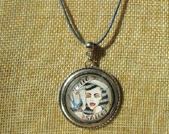 miss sailor necklace