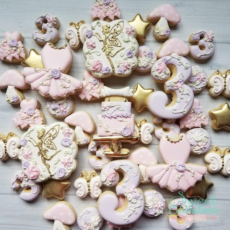 Fairy Cookies