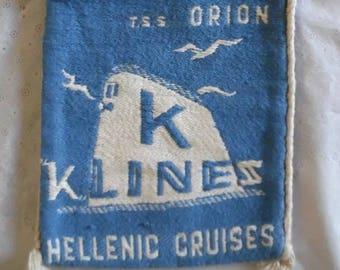 Hellina Cruises Beach Tote Bag