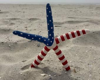Patriotic Starfish