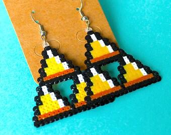 Earrings - Zelda Triforce