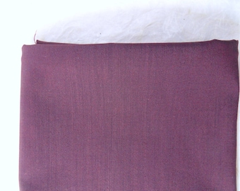 polyester fabric flowing Burgundy