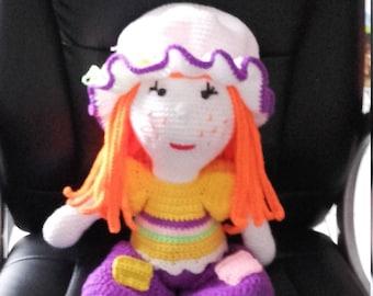 sarah doll blanket