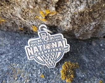 Baylor Men's Basketball 2021 National Championship Charm