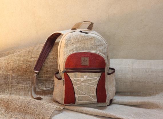 Raw Hemp backpack Namaska
