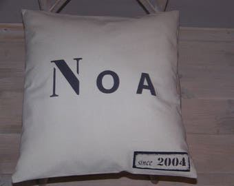 Customizable pillow