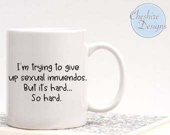 Sexual innuendo coffee quotes