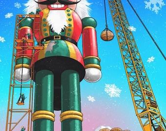 Custom Christmas Card- Dave O'Connell