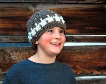 9e62d513b59 Spiky Boy s Hat