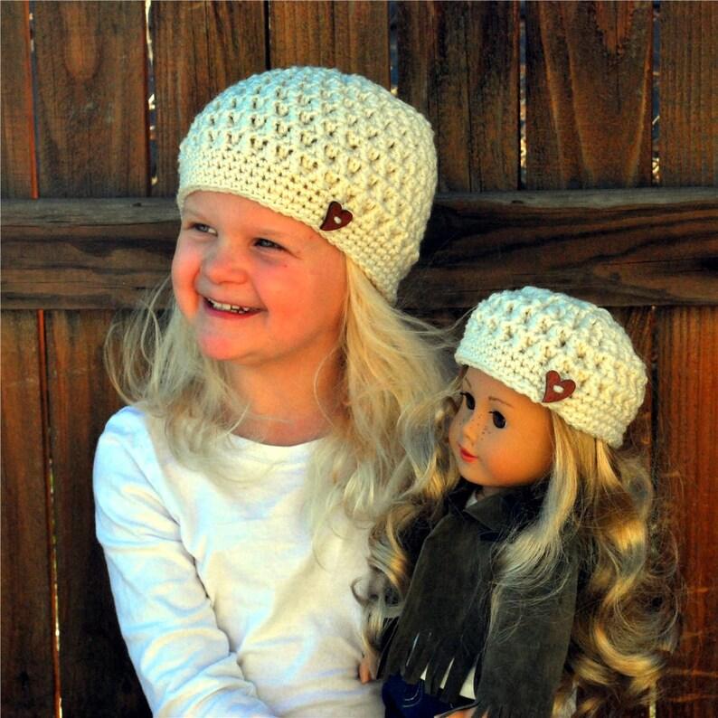 Winter Hat Warm Hat, Hidden Hearts Beanie Trendy Beanie Trendy Girl Beanie Fall Hat Autumn Hat Crochet Hat