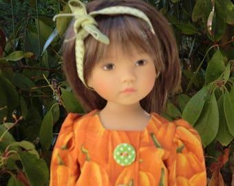 Dress for little darlings, paola reina dolls pumpkin corolla, jlm, cat