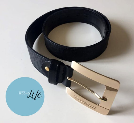 ROCCO BAROCCO _ woman belt in fabric and leather