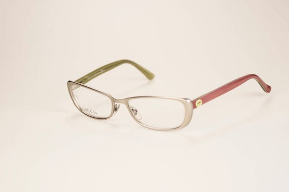 f05d6ca3b9e GUCCI-Vintage eyeglass frames with non-graduated lens