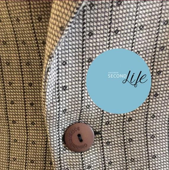 GIANNI VERSACE _ Wool blazer