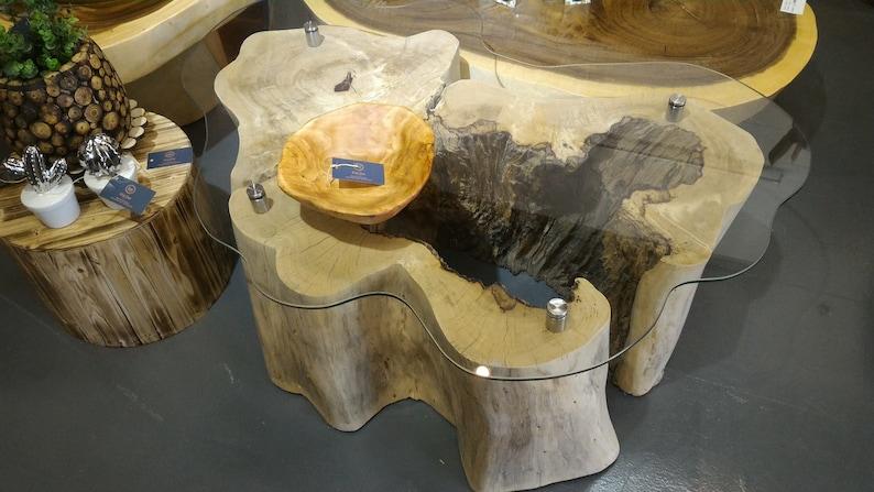 One Of A Kind Log Coffee Table, Live Edge Coffee Table, Full Log Coffee  Table, Artistic Coffee Table, Eco Luxury Coffee Table, Tree Coffee