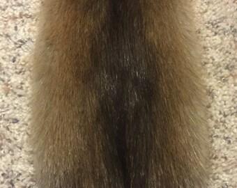 a959447328f73 Northern Minnesota Muskrat Pelt - Soft/Garment Tanned - FREE SHIPPING! - Hide  Fur Craft Taxidermy