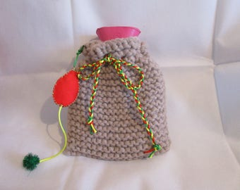 Heating pad for small animals cover