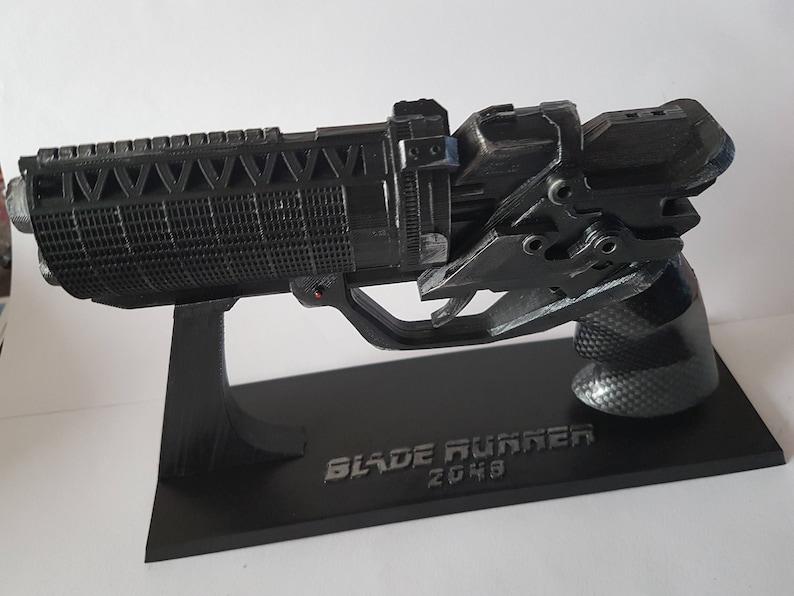 ba9475f11db Blade Runner 2049 Blaster Bladerunner 2049 inspired replica | Etsy