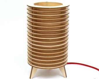 Cassela Akira Table Lamp-eek A + + wooden lamp
