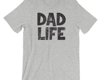 Dad Life Short-Sleeve Unisex T-Shirt