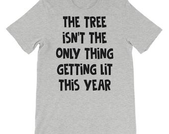 Christmas tree Short-Sleeve Unisex T-Shirt