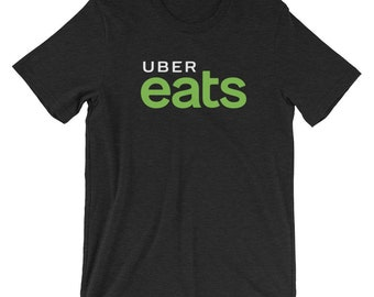 Uber eats Short-Sleeve Unisex T-Shirt