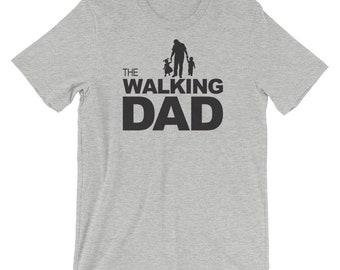 The Walking Dad Short-Sleeve Unisex T-Shirt