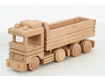 Wooden lorry   Etsy
