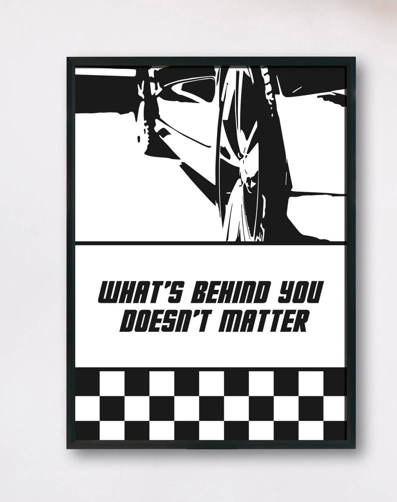 Sports Quote Racing Car  Sports Fan Gift Sports Car image 0