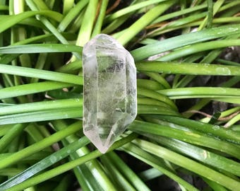 Clear Transparent Double Terminated Himalayan Quartz.
