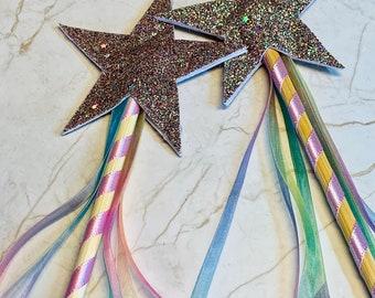 Felt Fairy Wands