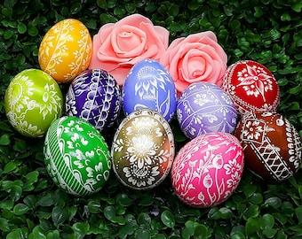 Polish Easter Eggs Etsy