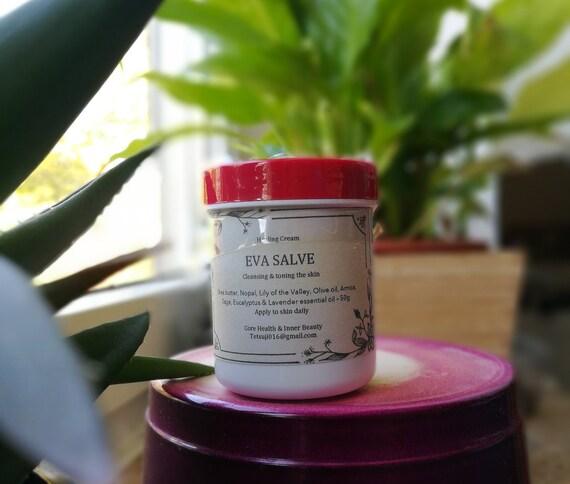 Healing Salve - Cleansing & toning the skin (dr sebi inspired)