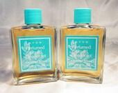 Avon 1996 Perfumed Liquid Deodorant Lot of Two 2 oz. each. Delicate floral scent Anti stain formula Unused Full bottles Sale InonasCosmetics