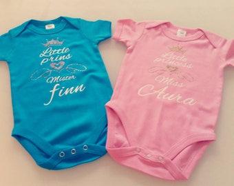 Baby gift: Princess