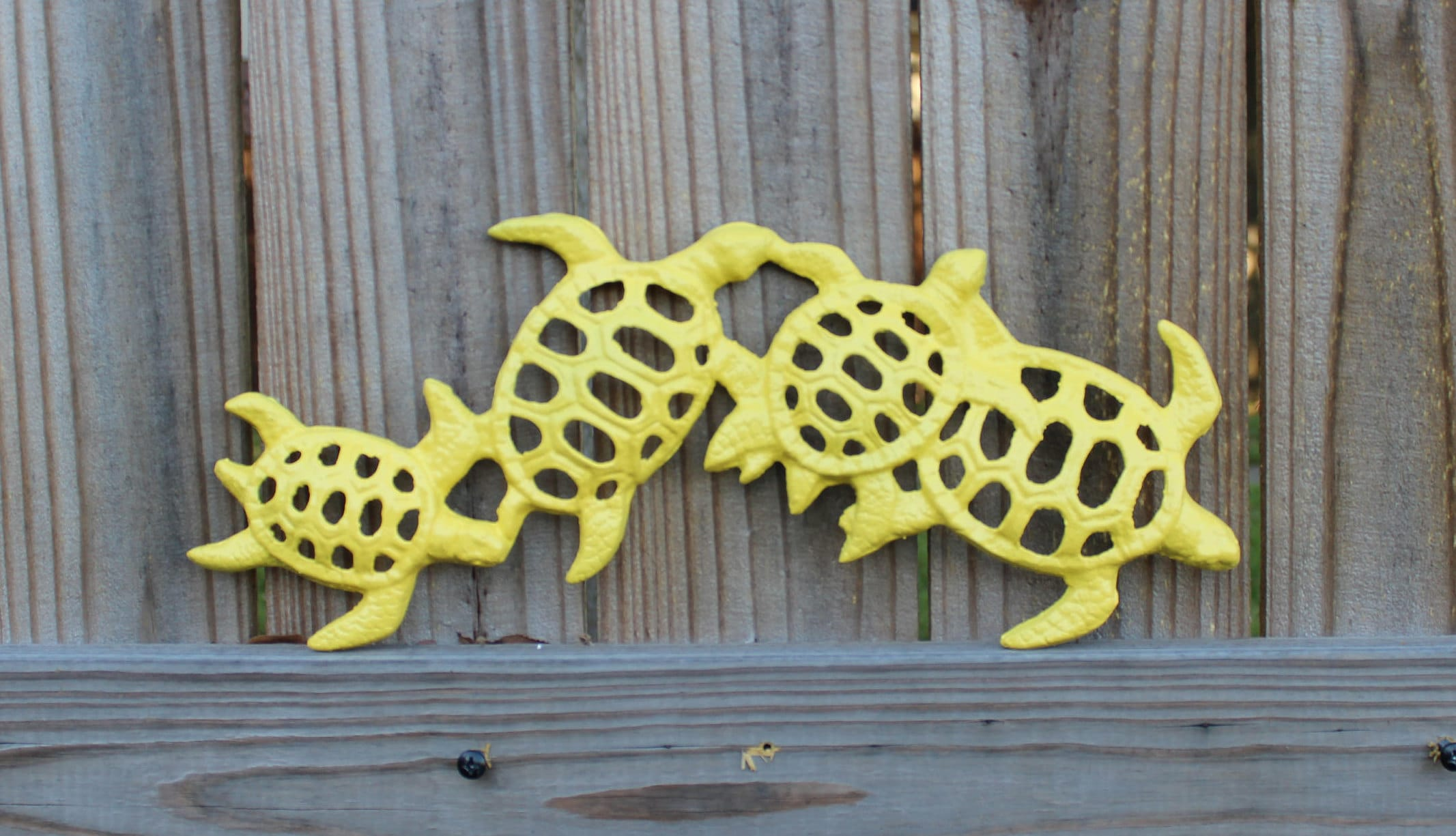 Cast iron turtle turtle wall art metal turtle wall hanging | Etsy