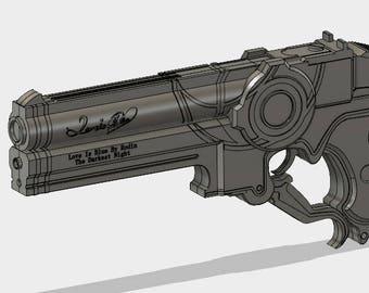 Bayonetta 2 - Love Is Blue Guns 3D files